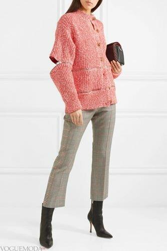 У нових колекціях від провідних кутюр є можна побачити різні моделі  верхнього одягу. У них кардигани займають далеко не останню позицію. Для  дівчат модними ... 950e479168b48