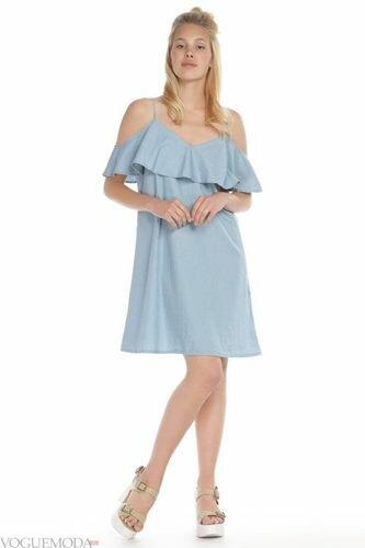 Для багатьох дам основними перевагами при виборі тканини літнього одягу є  її легкість і повітропроникність. В ідеалі c2ab91766bd69